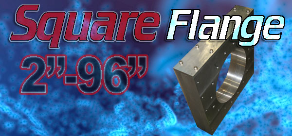 Square Flange Stainless Steel Version